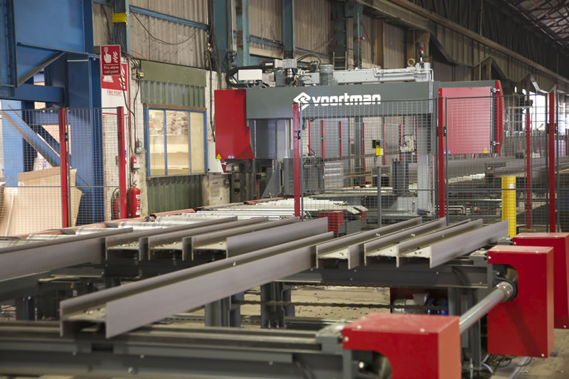 Hambleton Steel Production Facilities