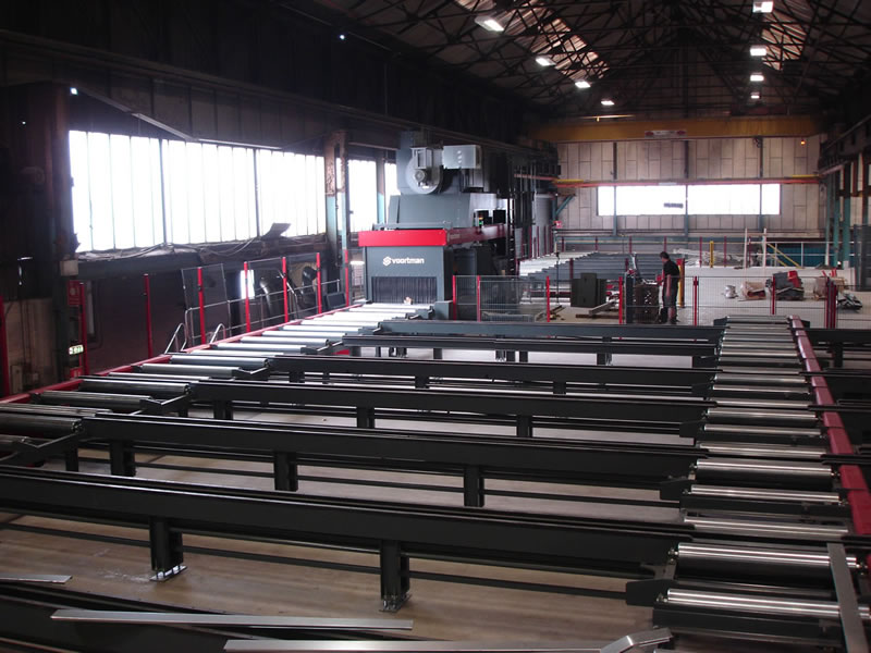 Hambleton Steel Production Facilitiesr